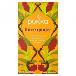 PU Three Ginger infusion
